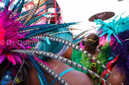 Dr. Quinta does Carnival in Trinidad